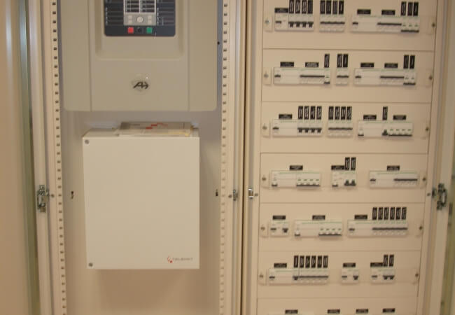 Aldi - Trabalho de eletricidade feita por Carfat