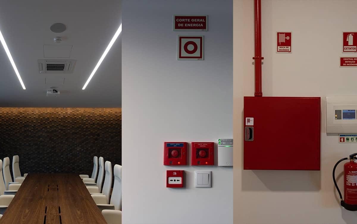 Costas & Oliveira trabalho eletricidade carfat